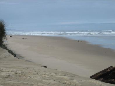 Horsfall Sand Camping
