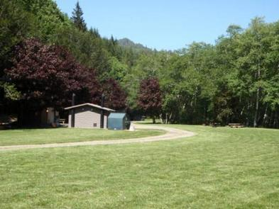 Edson Creek Group Campground