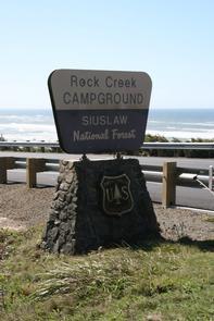 Rock Creek - Siuslaw