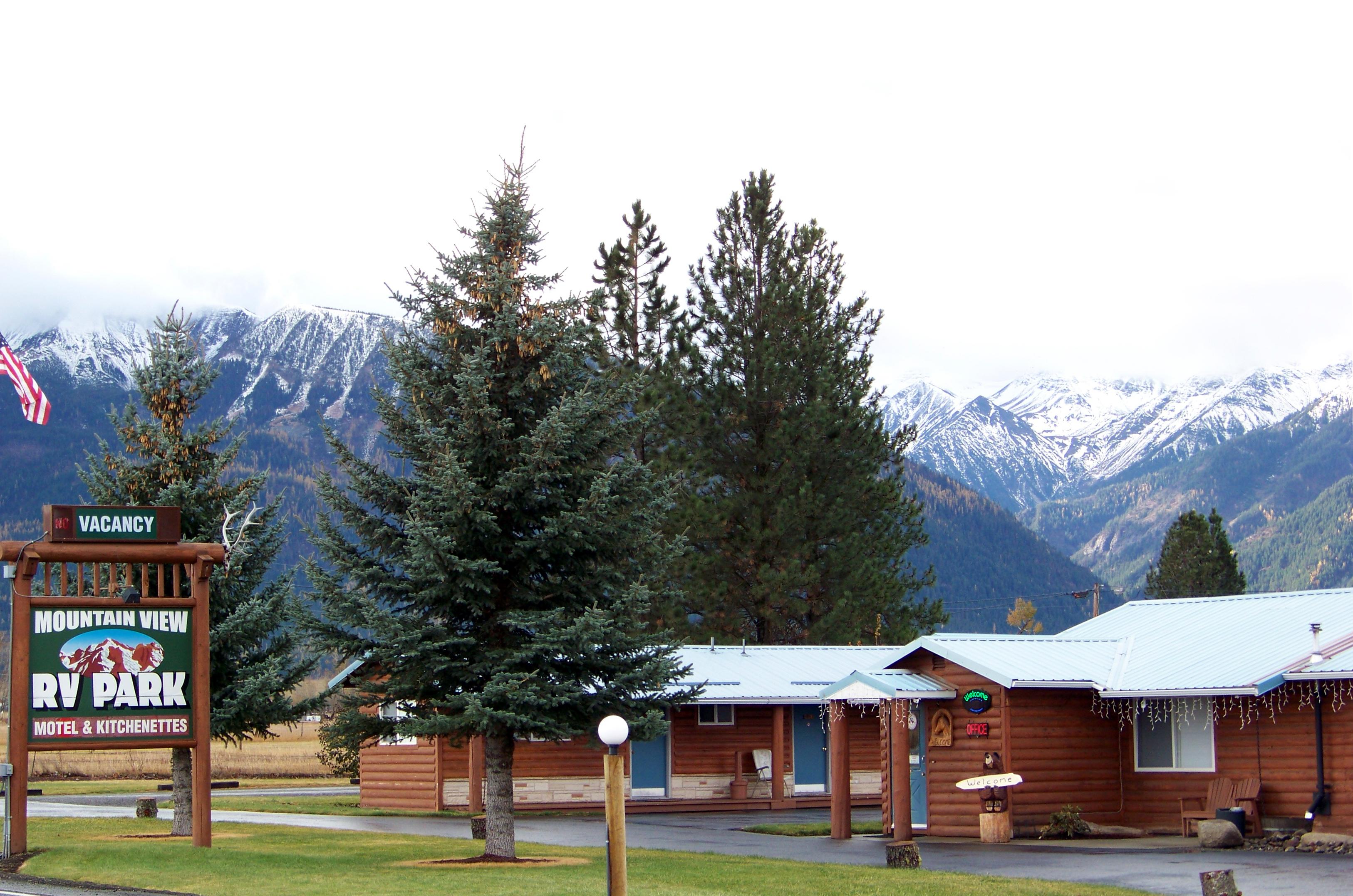 Mountain View Motel 1