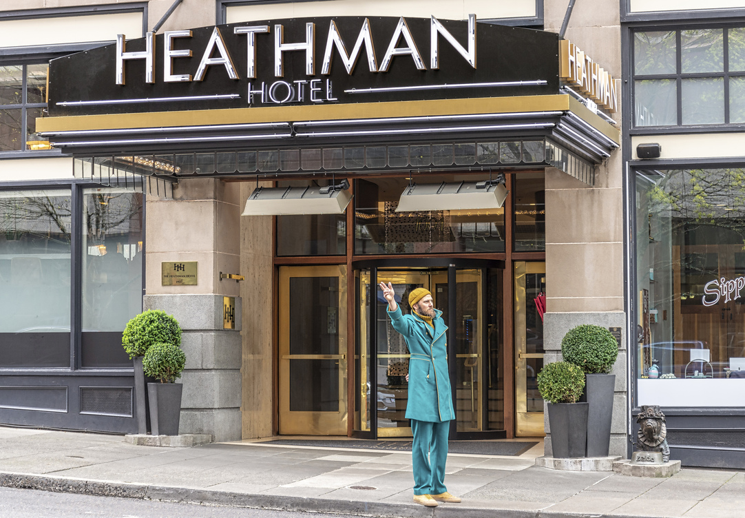 Heathman Hotel 2019