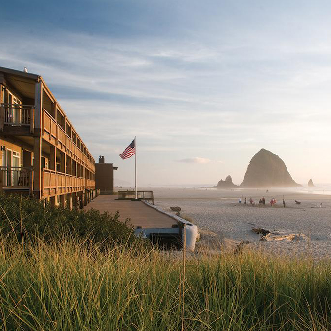 Surfsand Resort, Cannon Beach