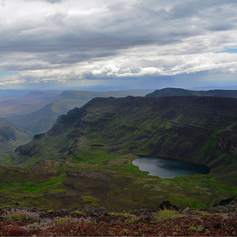 Steens Mountain Overlook