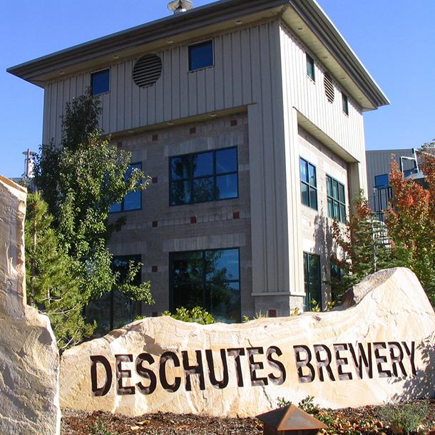 Courtesy of Deschutes Brewery