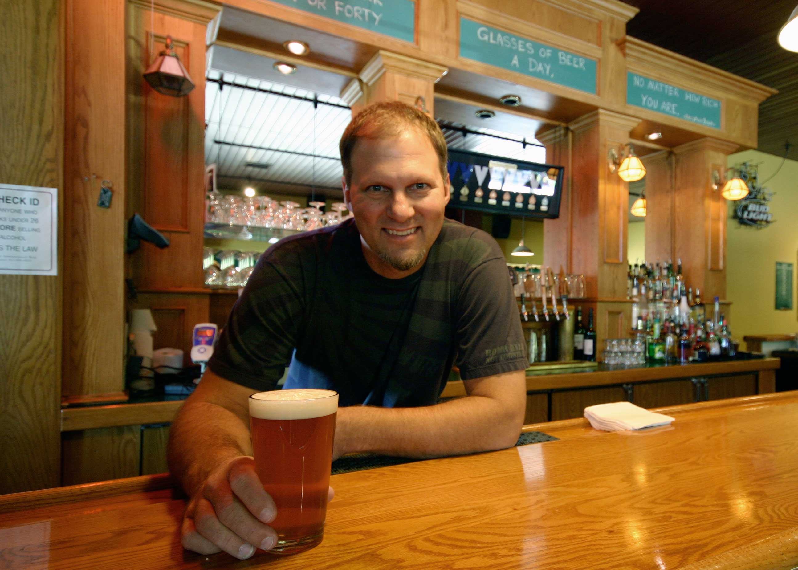 Barley Brown's Pub in Baker City, Oregon