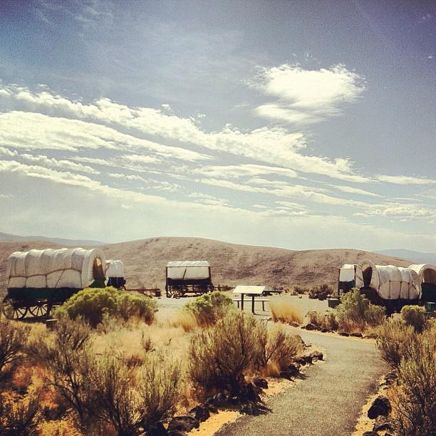 Oregon Trail Interpretive Center, Baker City