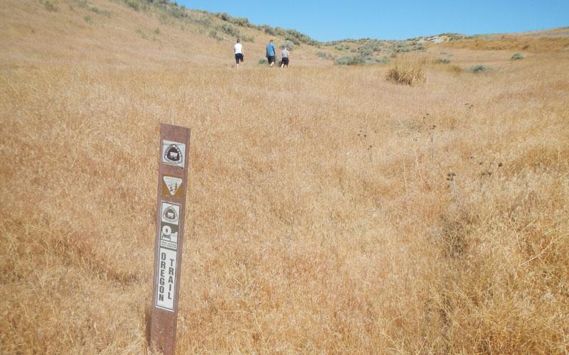 Keeney Pass Interpretive Site, Oregon Trail