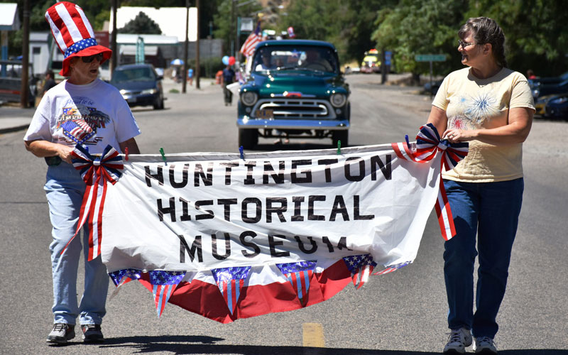 Huntington Historical Museum