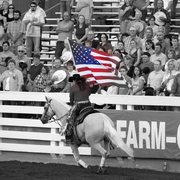 Hermistion's Farm-City Pro Rodeo offers entertainment for the whole family