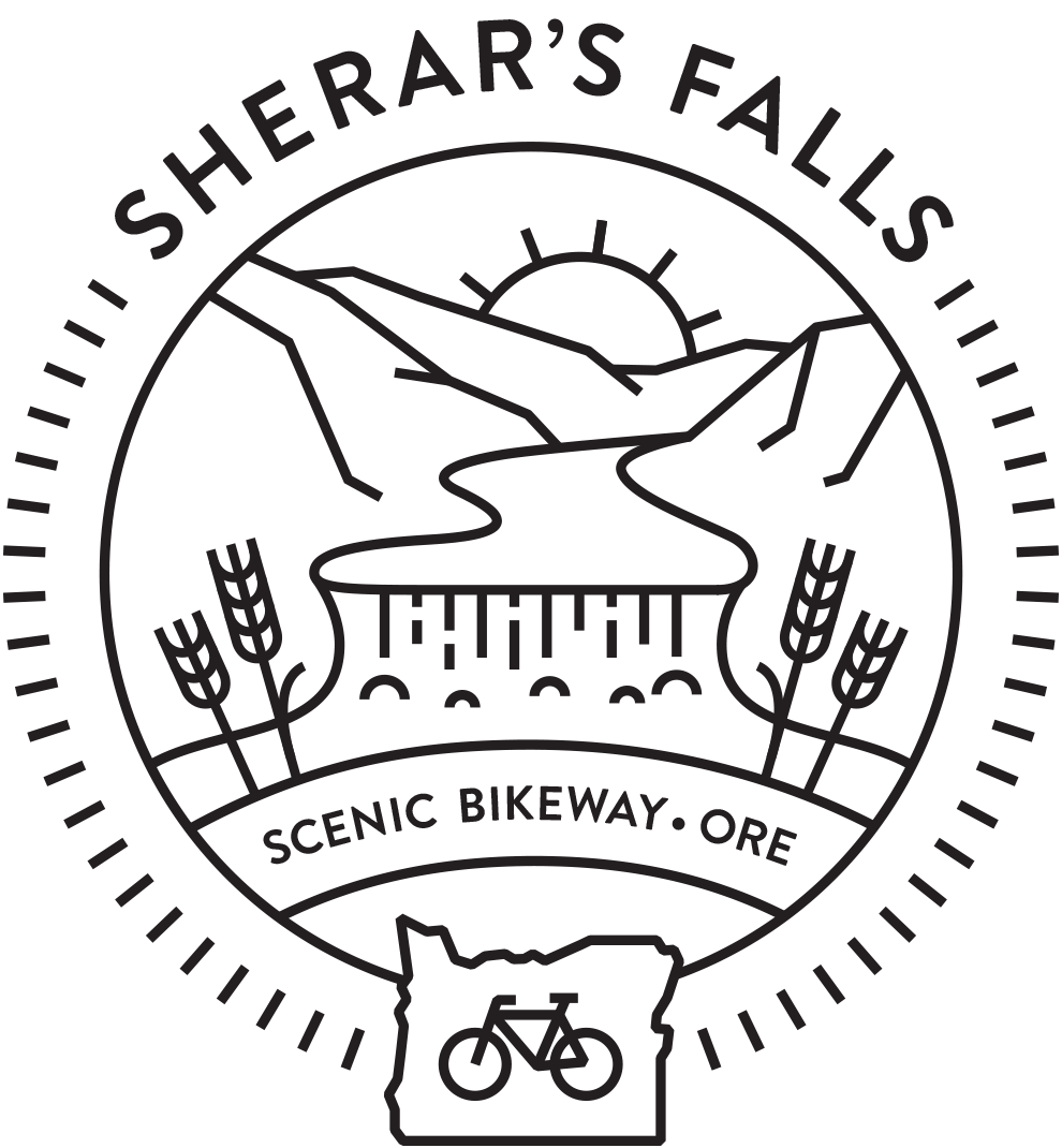 Sherar's Falls Scenic Bikeway