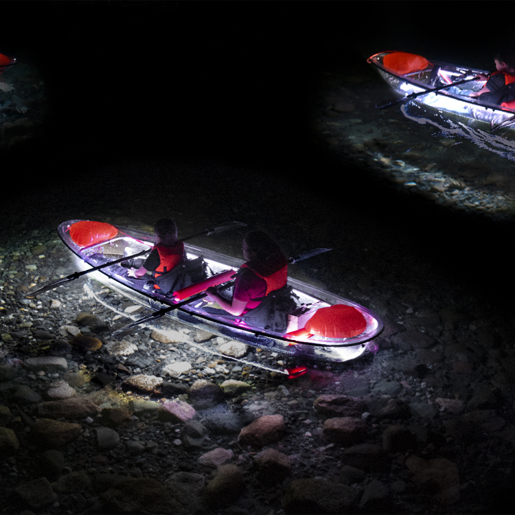 Explore Wallowa Lake after dark on The Clear Nightime Adventure Tour