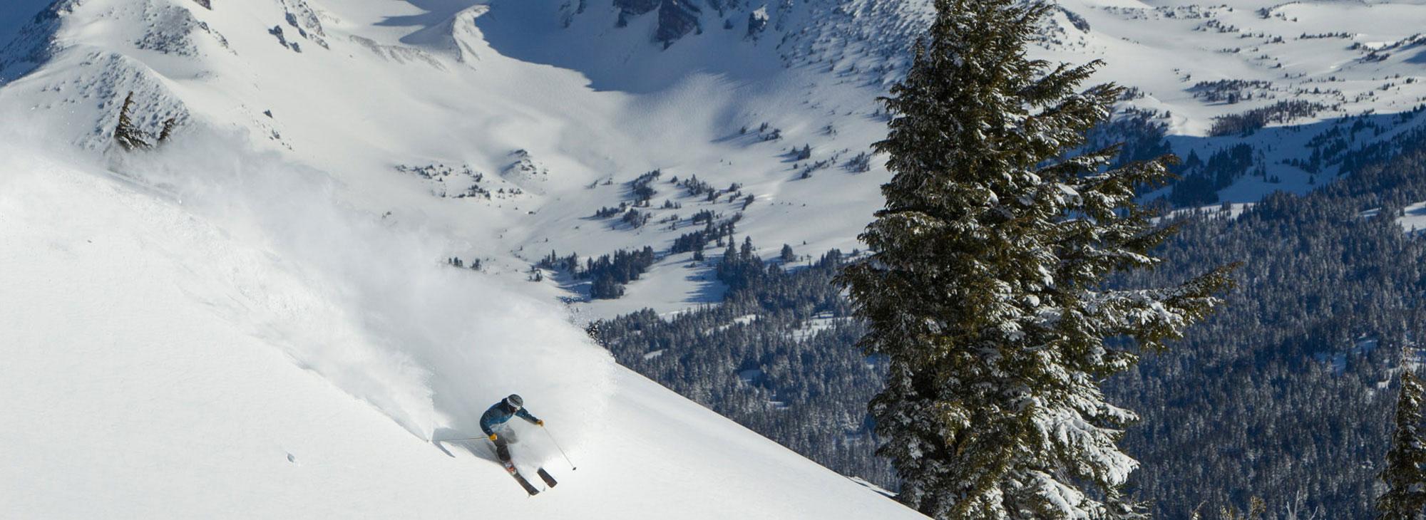 Courtesy of Mt. Bachelor Ski Area