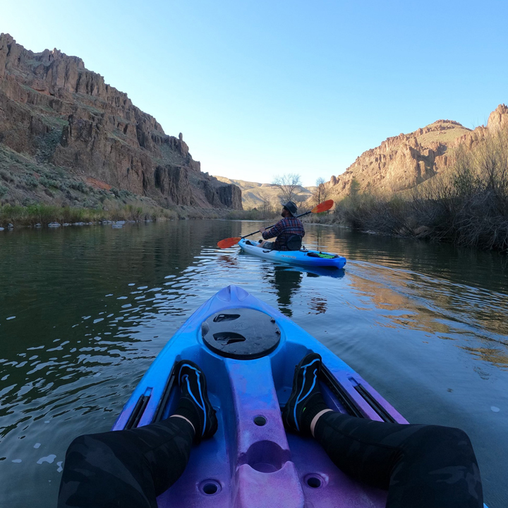 Owyhee Paddle Co. has gear you need for for kayaking