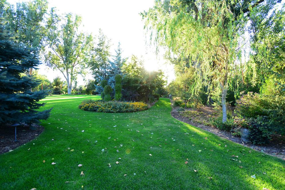 Bennett Botanical Gardens