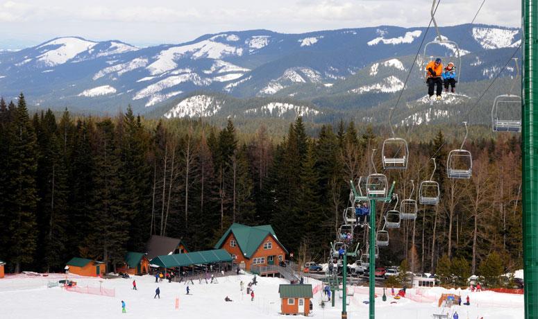 Courtesy of Cooper Spur Mountain Resort & Ski Area