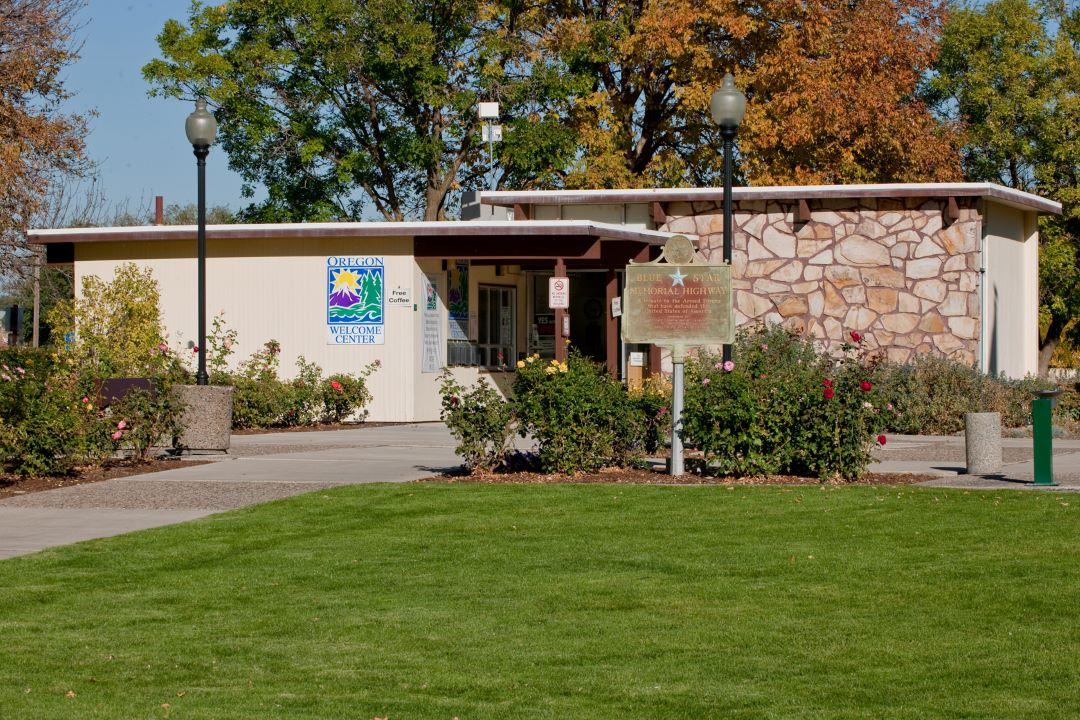 Ontario Welcome Center - Travel Oregon