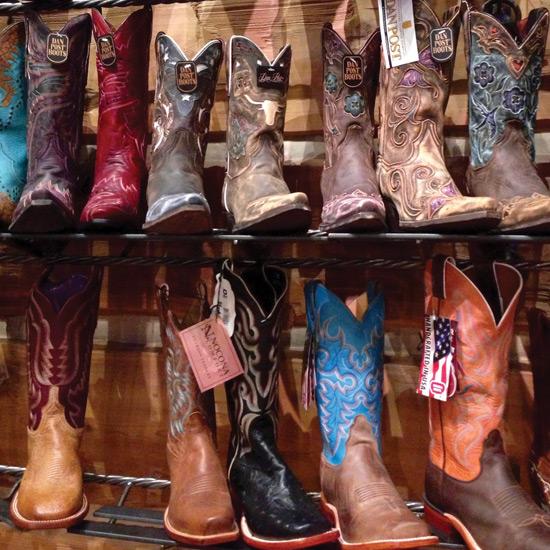 Stapleman Custom Boot Shop