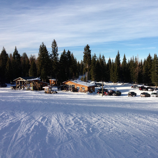 Ferguson Ridge Ski Area