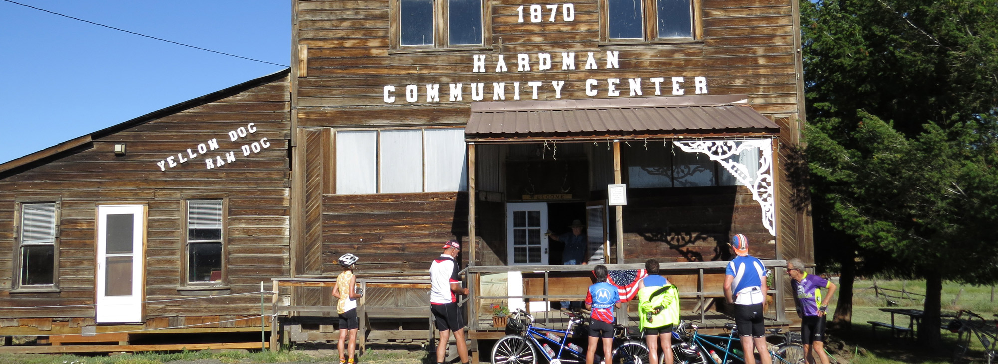 Hardman to John Day Fossil Beds
