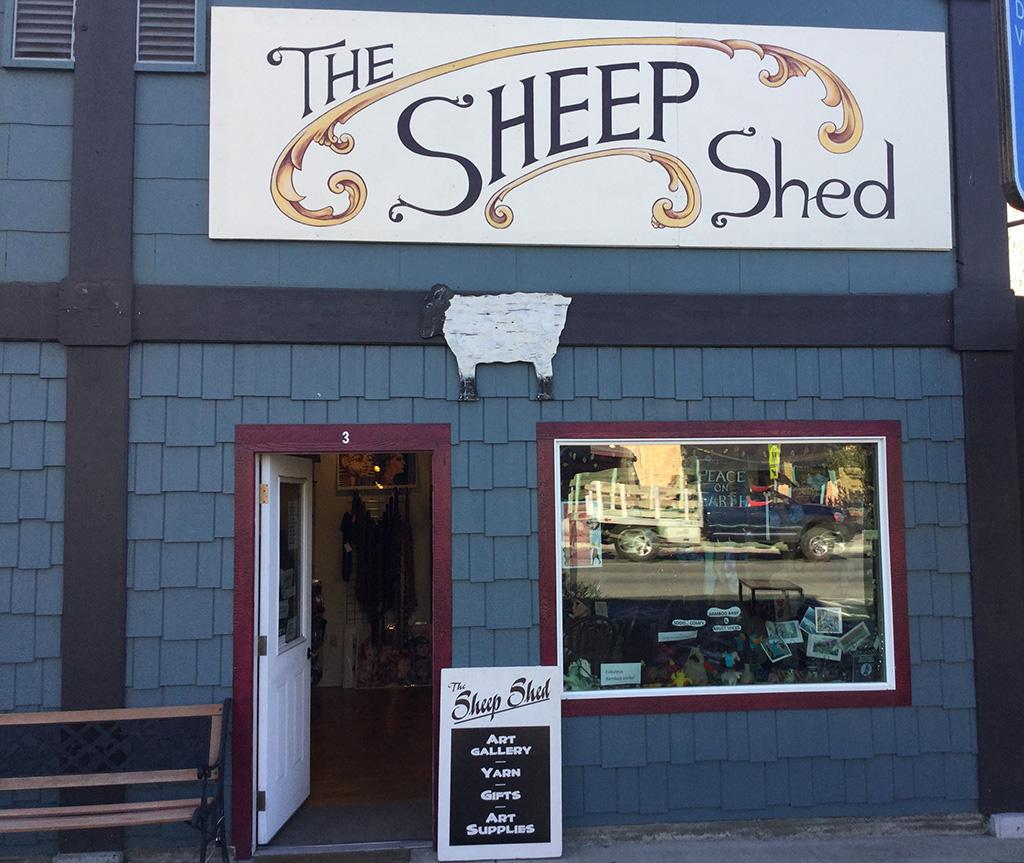 Image Courtesy of The Sheep Shed