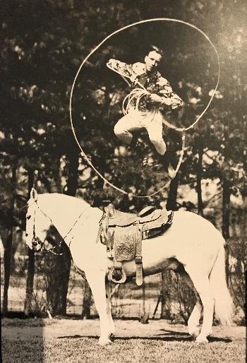Horse Lasso