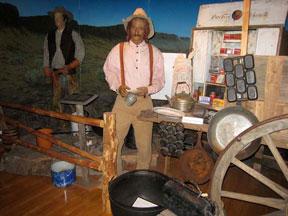 Chuck and Wagon