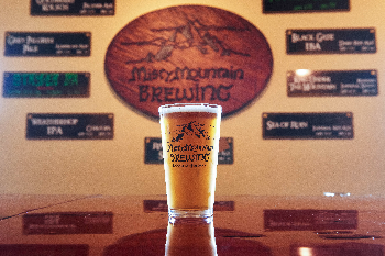 Stoic Beer at Misty Mountain