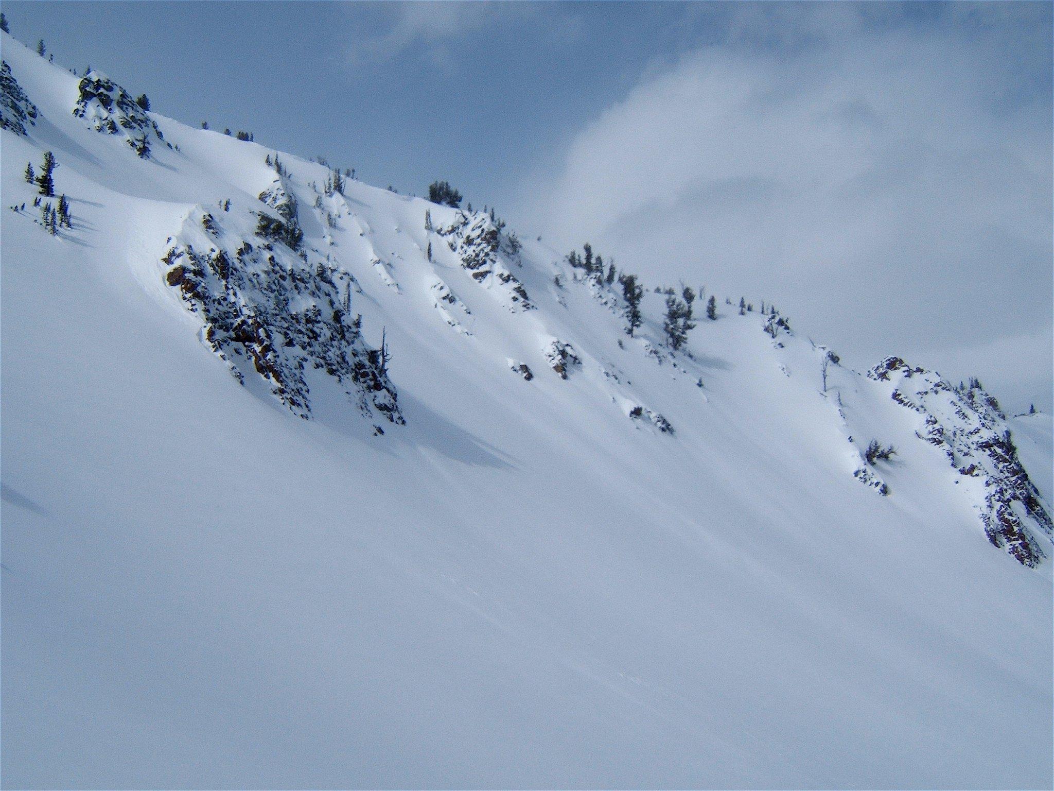 Wallowa Alpine Huts terrain