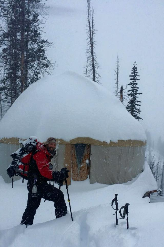 Wallowa Alpine Huts
