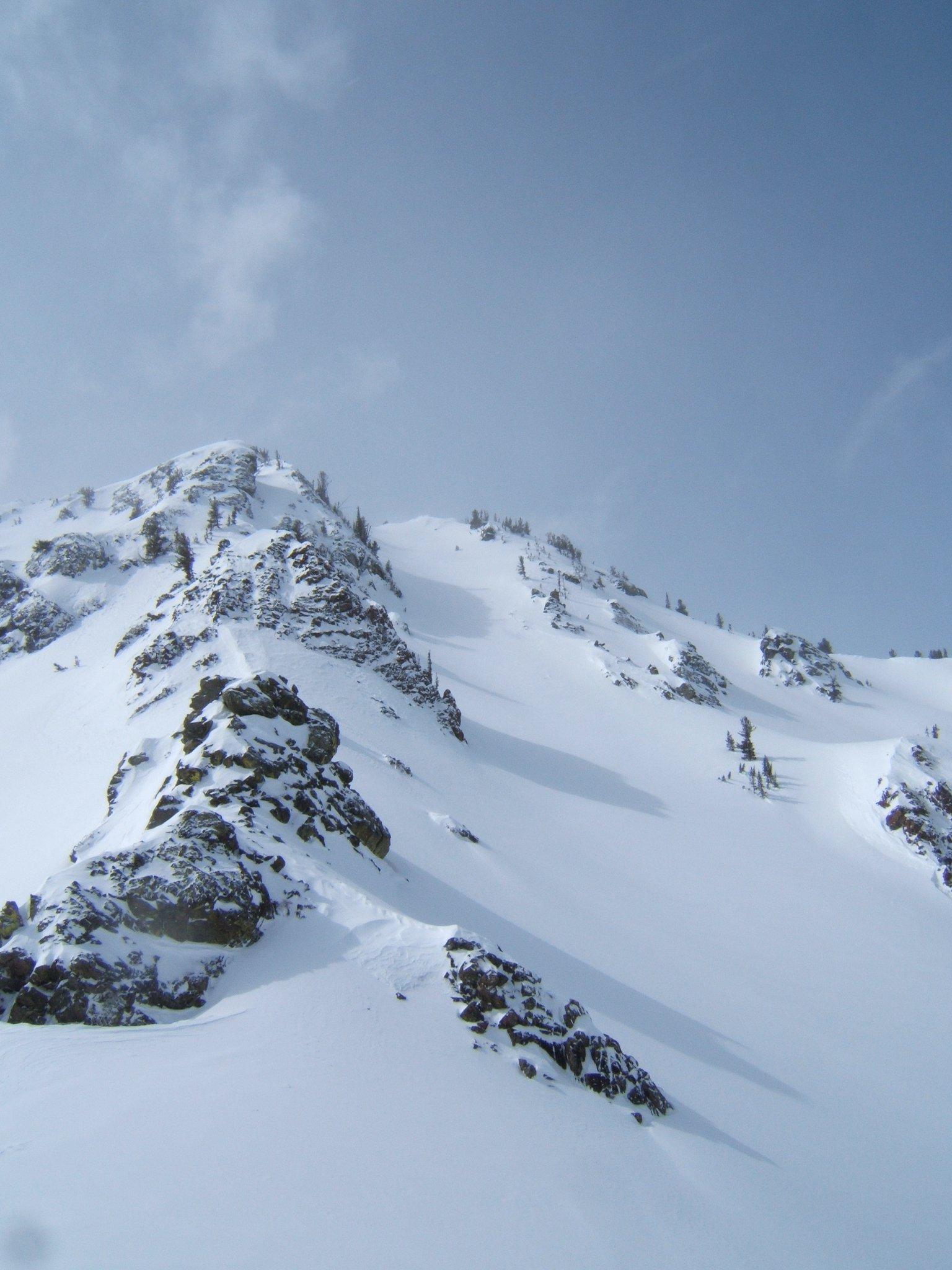 Terrain at Wallowa Alpine Huts