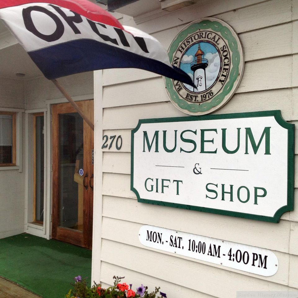 Bandon Historical Society Museum.jpg