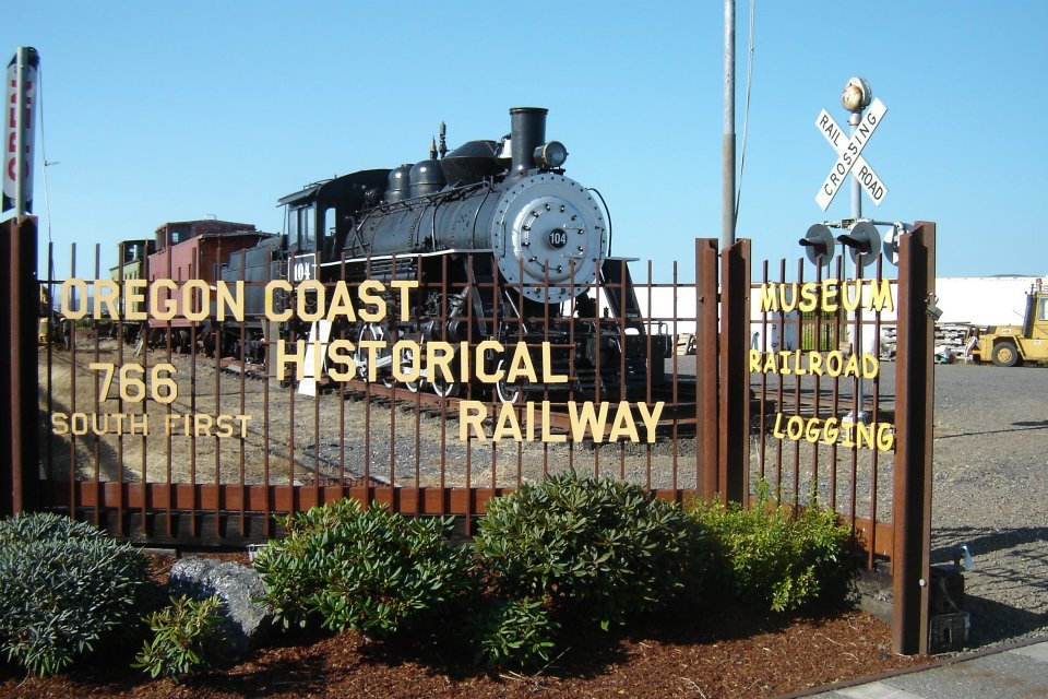Oregon Coast Historical Railway Museum.jpg