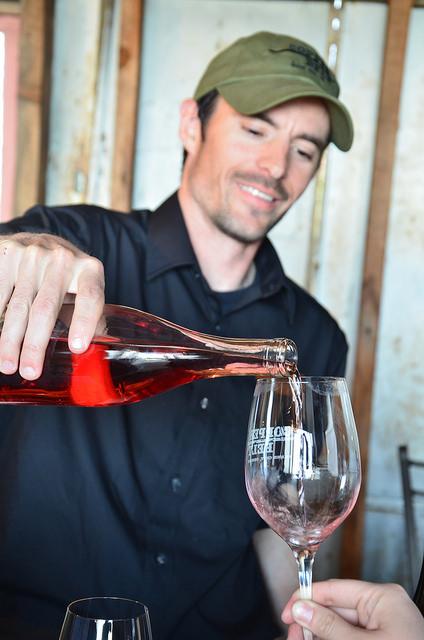 Copper Belt Winery in Baker City