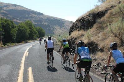 TERO Bicycling Tours near Heppner