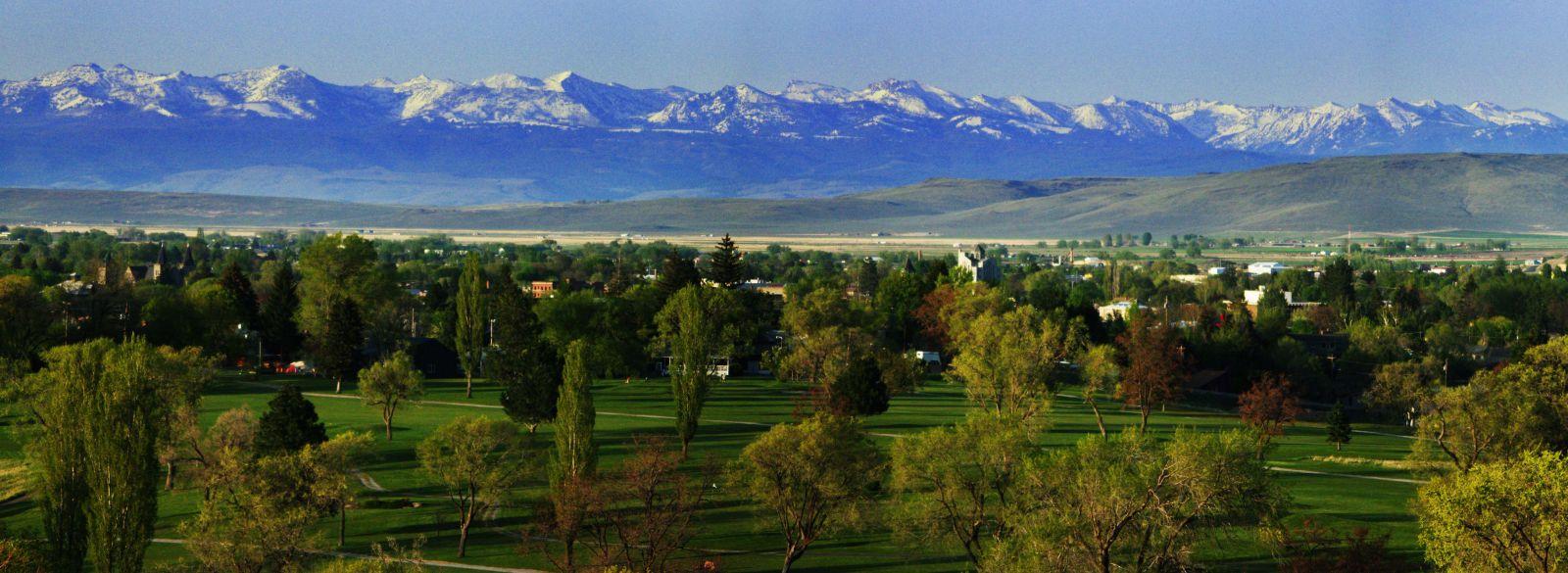 Quail Ridge Golf Course - Baker City, OR