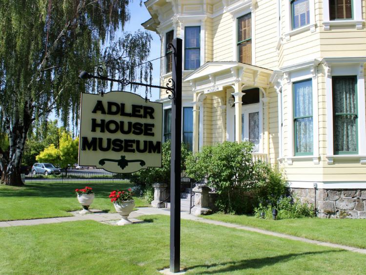 Adler House Museum in Baker City