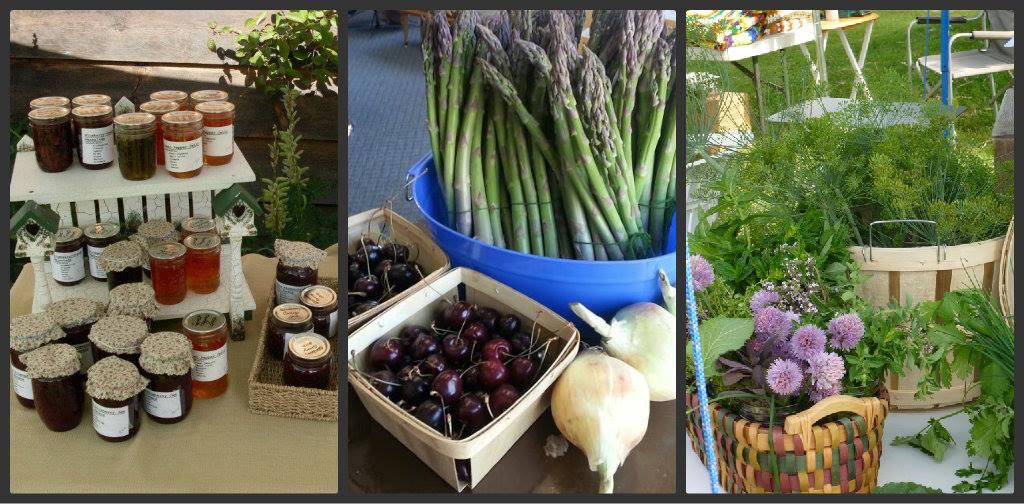 Lower Valley Farmers Market Bounty