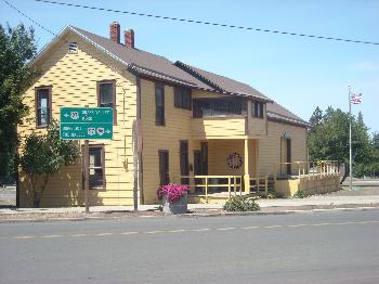 Wasco Railroad Depot & Museum