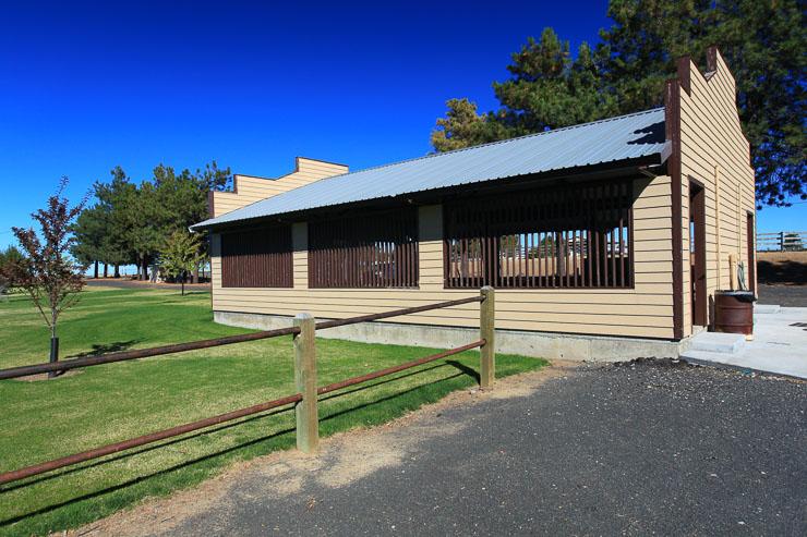 Burns Park Pavillion