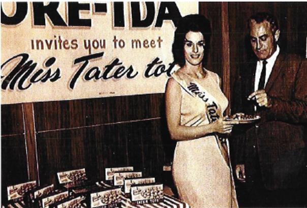 Miss Tater Tot