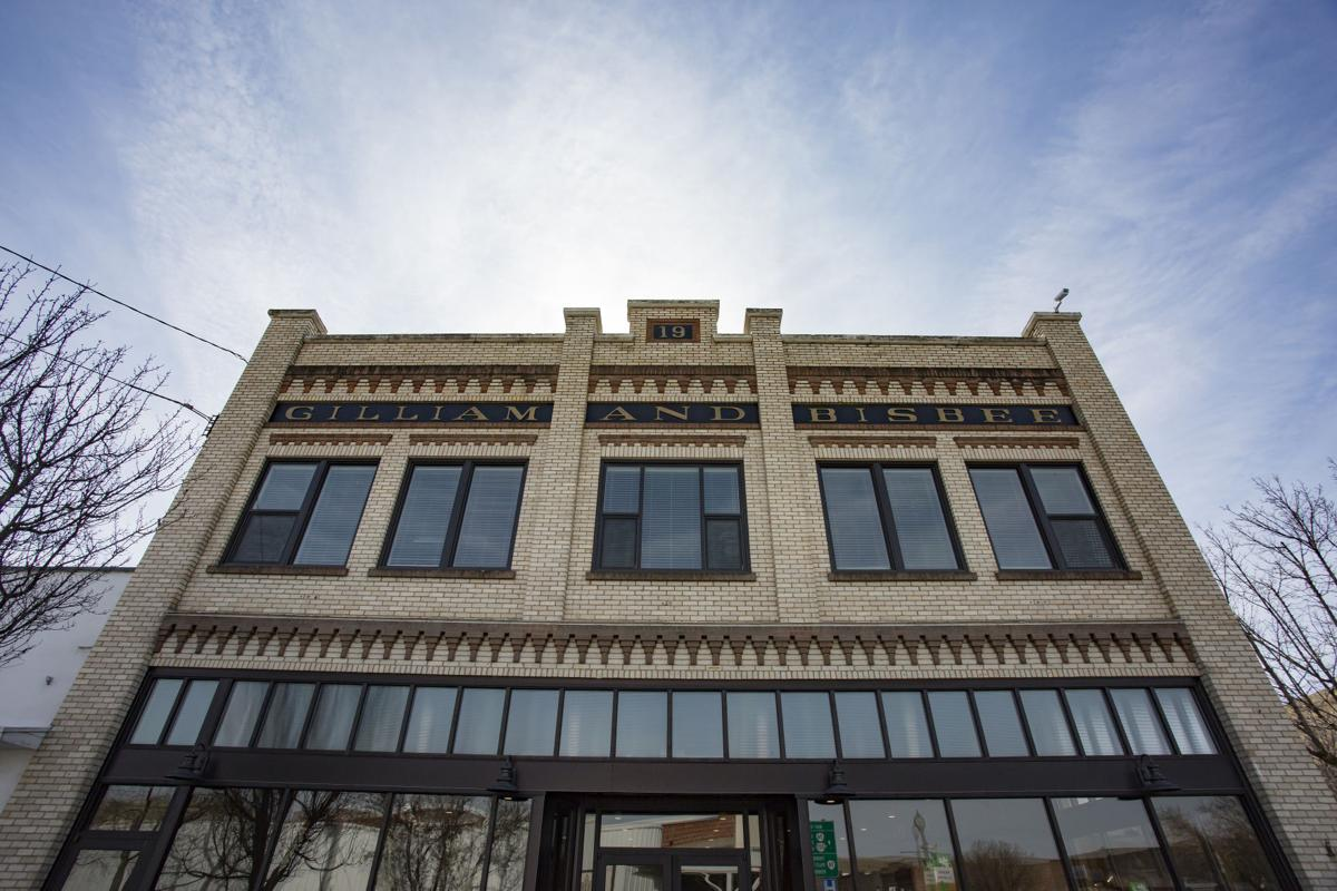 The Historic Gilliam and Bisbee Building