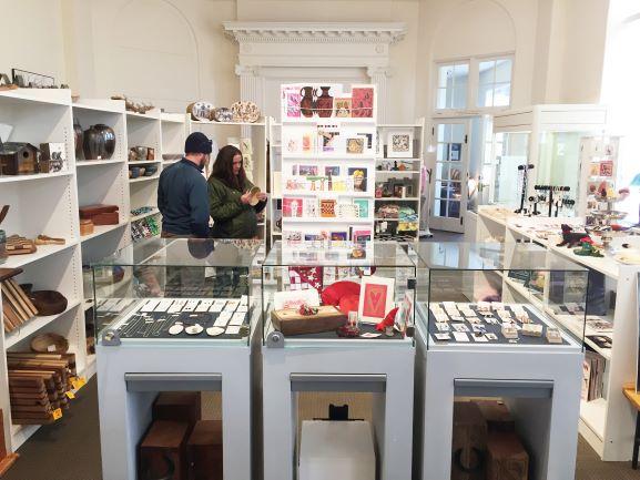 Pendleton Foundation Trust Fine Craft Gallery