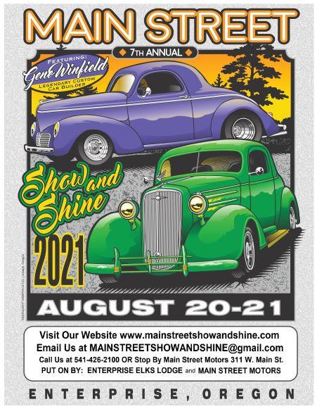 7th Annual Main Street Show & Shine