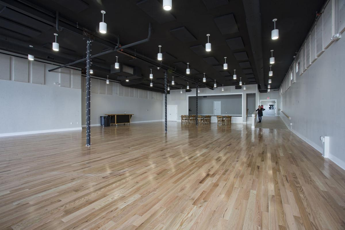 Event Center // The Historic Gilliam and Bisbee Building