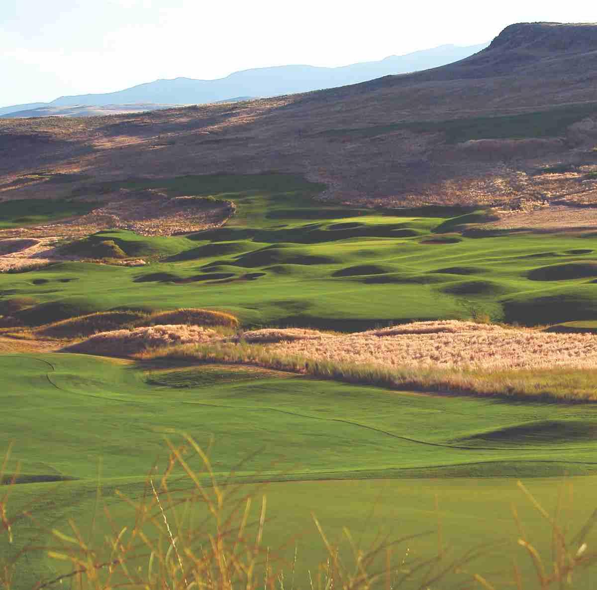 Buffalo Peak Golf Course
