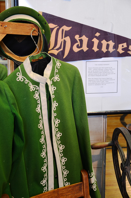 Local history on display at the Eastern Oregon Museum