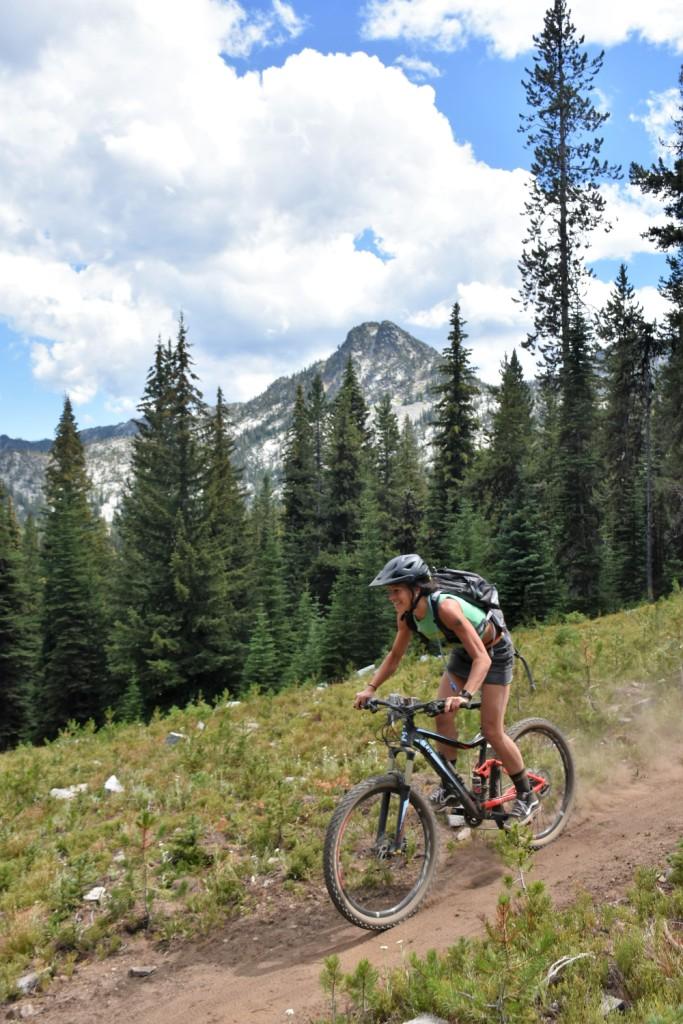 Epic mountain biking at Anthony Lakes