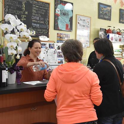 Wine Tasting at BELLA Baker City