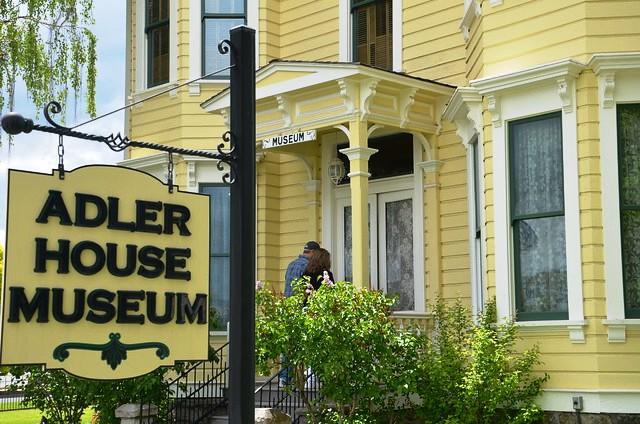 Historic Adler House Museum Baker City