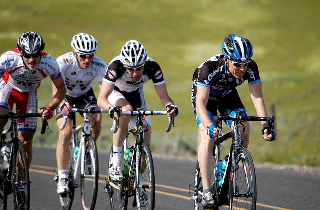 Road Race Keating Valley